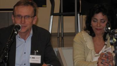Jan Pieter Kleiburg en Leonie Sazias