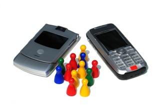 telefoon klein